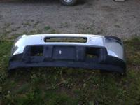 Front bumper for Chevrolet silverado or GMC 2500, with