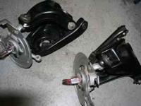 I'm selling a Pair of Front Control A Arm Assembly's