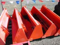We have various used and near new replacement buckets