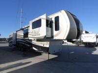 Redwood 38FL Luxury 5th Wheel -5 Slides -Full Body