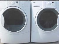 Front Load Kenmore HE Washer And Gas Dryer. Washer MOD#