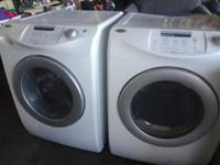 I have  2 sets  nice  washer  and  dryer.    call   for
