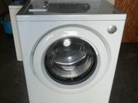 Description   The LG WM-1832CW Front Loading Washer