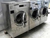 Front Tons Washer Maytag MFR18PDAVS 3PH. Good Working