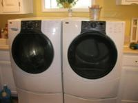 Type: Washer and DryerKenmore Elite HE3 Front Loader