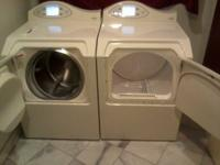 MAYTAG NEPTUNE WASHER & ELECTRIC DRYER  This is