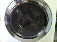 Like new Maytag 3000 series front loader washer, and