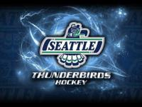 2 or 4 Seattle Thunderbirds Hockey FRONT ROW SEATS! -