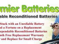 Reconditioned Batteries - $59 (Mobile Unit) We stock