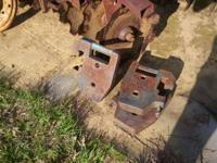 Ford brand front tractor weights, I have 3, they have a