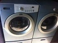I am selling a frigidaire (Electrolux) front load set