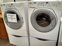 Maytag Duet Washer & Dryer Note: Dryer makes a noise,