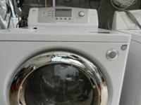 Item up for sale LG FRONT LOAD WASHER   $600.00
