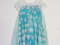 Frozen Queen Elsa style dress, gorgeous! Size 100,