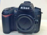 For sale or trade. Mint Condition Nikon D90 body only.