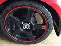 I have a complete set of 16 inch Motegi Rims with