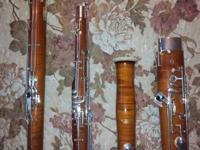 Selling Professional Moosmann 222 bassoon. The