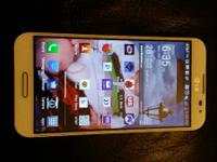 I have a very nice like new white LG Optimus G Pro.