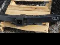 Ford Super Duty Hitch/Receiver 2011 New take off