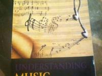 The textbook used for the music appreciation course