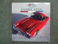 "$25.00!! New NOS ""Fuel Injected Corvettes 1957-1965"" by"