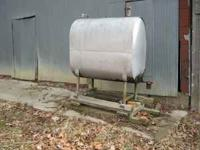 Fuel Tank for sale. Approximately 300 gallon.$100.00