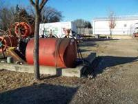 500 GALLON FUEL TANK WITH PUMP PICK UP ONLY ABILENE