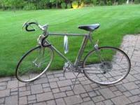 For Sale - Fuji S10-S 12-speed bicycle. New tires and