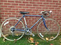 Mens Fuji Allegro road bike in great condition.  Shifts