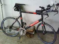 I have a Fuji Aloha Pro series 58cm bicycle, it has