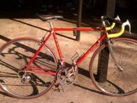 This is an all original 1985 Fuji Club made in Japan.
