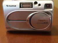 FujiFilm FinePix A210 Digital Camera. 3.2-megapixel