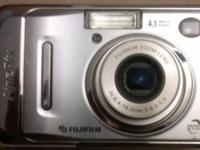 FUJI FinePix A400 & A500 Comes in original Boxes -