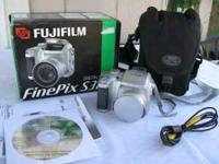 Fuji Finepix S3100 Digital Camera $75.00 In original