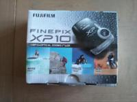 Fuji film / Finepix / XP10 / 12MP / 5X optical zoom /