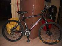 Fuji Mountian Bike Nevada 3.0 24 speed front and rear