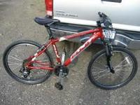 Im looking to sell my fuji nevada 4.0 mountain bike. It
