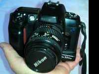 I am selling my dads Fuji Finepix S1 Pro DSLR camera