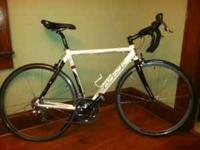 Price Reduced. End of season sale. 08 Fuji Road bike.