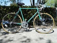 FOR SALE THIS VINTAGE. FUJI S10-S ROAD BIKE. BIG FRAME