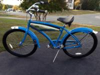 "Fuji Shangrila 26"" Men's Cruiser, Mfg. 2005, 20"" Frame,"