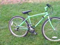 "Man's 26"" Fuji Thrill Mountain Bike - 21 Speed - Call"