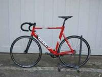 "Fuji 61"" AG Frame. SL6066 Aluminum Frame, FSA 175 mm"