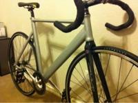 Fuji track pro size 56 Single speed fixed gear Older