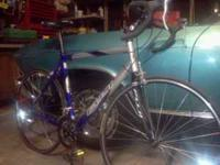 Bicycle Type Road/sport MSRP (new) $790.00 Weight 22.7