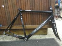 For Sale:. Fuji Team Issue Carbon Road Bike Frameset.