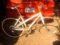 CLASSIC Fujie Royale mixte' framed bike 441 tange
