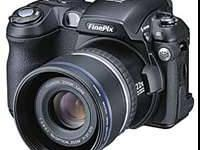 Nice Fuijifilm Finepix S-5000 Digital Camera, w/ video