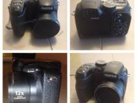 Fujifilm Finepix S1500 10mp $120. In excellent