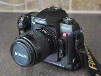 This is a great little autofocus DSLR camera! Shoots up